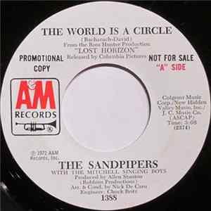 Descargar The Sandpipers With The Mitchell Singing Boys - The World Is A Circle / (Baby I Could Be) So Good At Lovin' You