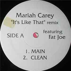 Descargar Mariah Carey Featuring Fat Joe - It's Like That (Remix)