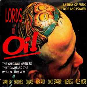 Descargar Various - Lords Of Oi!