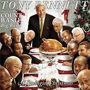 Descargar Tony Bennett Featuring The Count Basie Big Band - A Swingin' Christmas