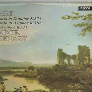 Descargar Mozart, Vladimir Ashkenazy - Piano Sonata In D Major K.576 / Piano Sonata In A Minor K.310 / Rondo In A Minor K.511