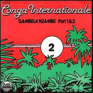 Descargar Orch. Conga Internationale - Sambela Nzambe