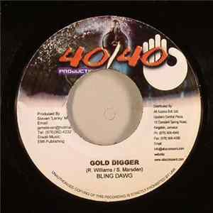 Descargar Bling Dawg / Miss Trinity - Gold Digger / Put It On Me