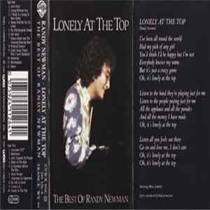 Descargar Randy Newman - Lonely At The Top - The Best Of Randy Newman