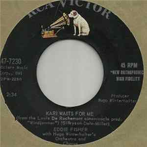 Descargar Eddie Fisher - Kari Waits For Me / Pick A Partner