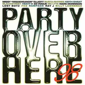 Descargar Various - Party Over Here '98