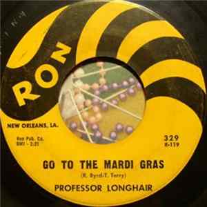Descargar Professor Longhair - Go To The Mardi Gras / Everyday, Everynight