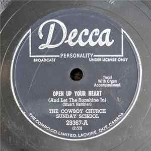 Descargar The Cowboy Church Sunday School - Open Up Your Heart / The Lord Is Counting On You