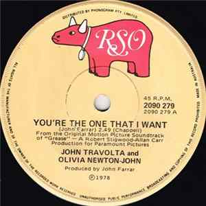 Descargar John Travolta & Olivia Newton-John - You're The One That I Want