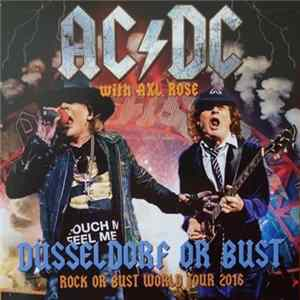 Descargar AC/DC With Axl Rose - Düsseldorf Or Bust