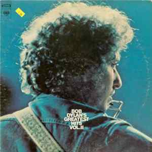 Descargar Bob Dylan - Bob Dylan's Greatest Hits Volume II