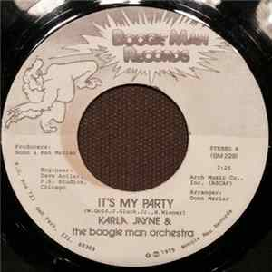Descargar Karla Jayne & The Boogie Man Orchestra - It's My Party